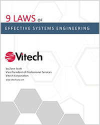 9 Laws of Systems Engineering